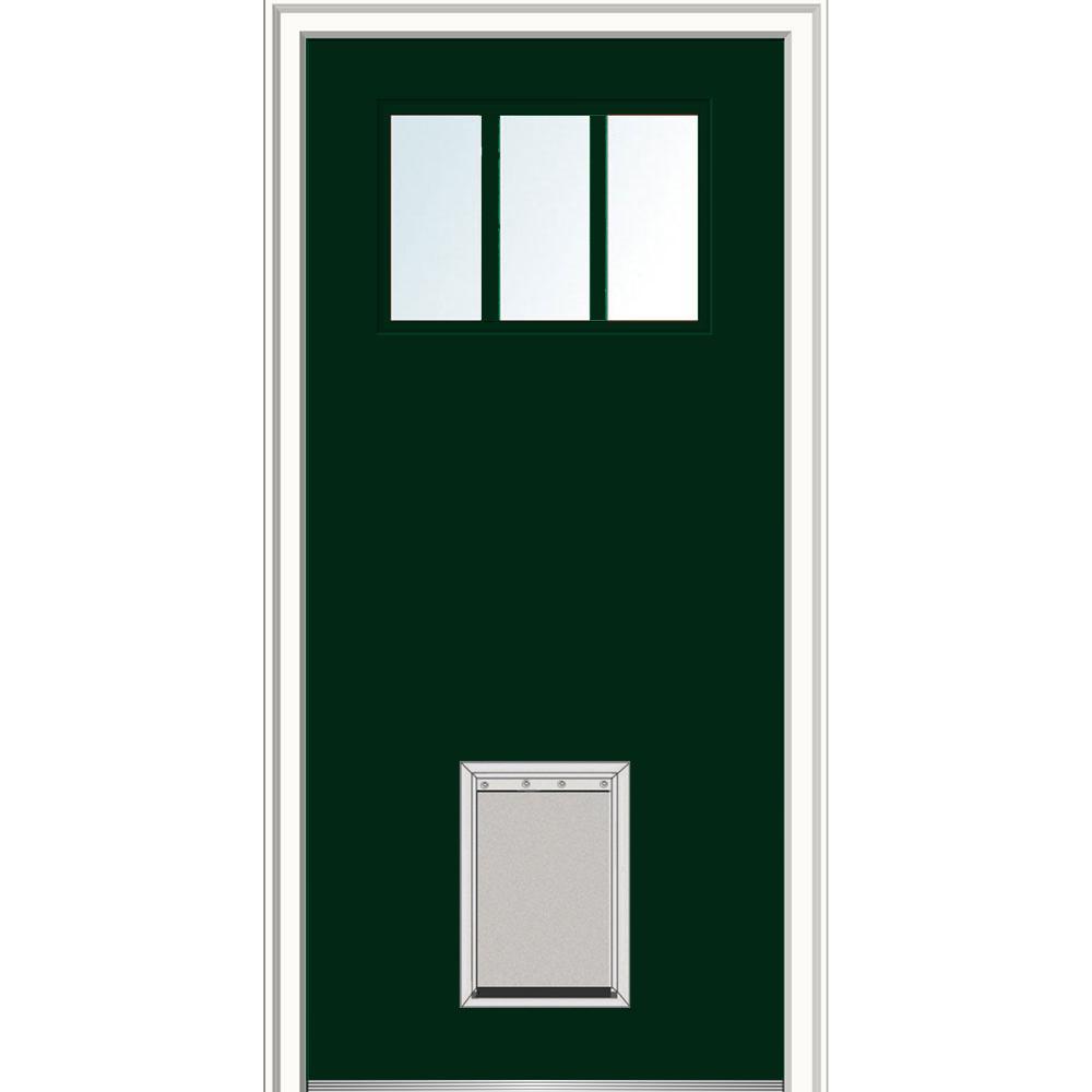 32 ...  sc 1 st  The Home Depot & Craftsman - Fiberglass Doors - Front Doors - The Home Depot pezcame.com