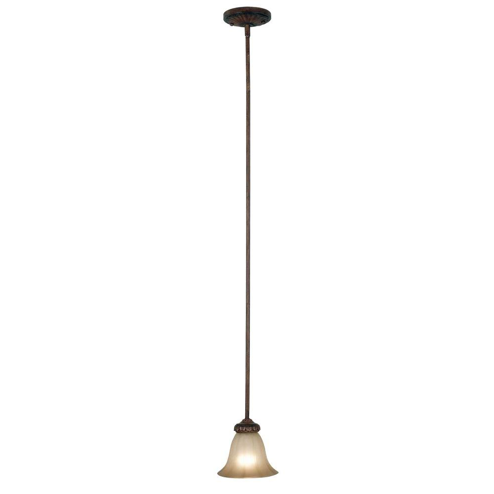 Kenroy Home Rochester 1-Light Mini Pendant-DISCONTINUED