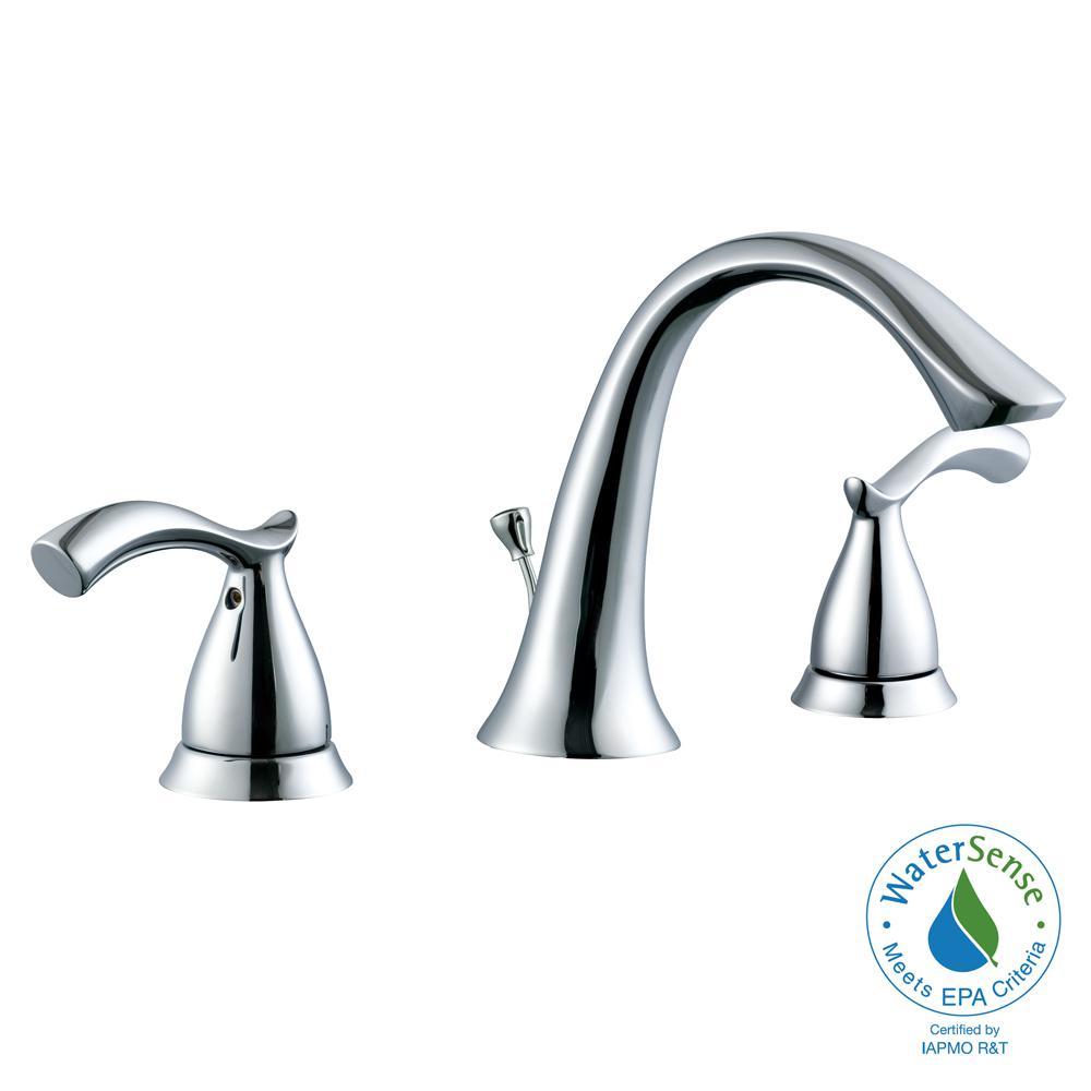 Overstock - Widespread Bathroom Sink Faucets - Bathroom Sink Faucets ...