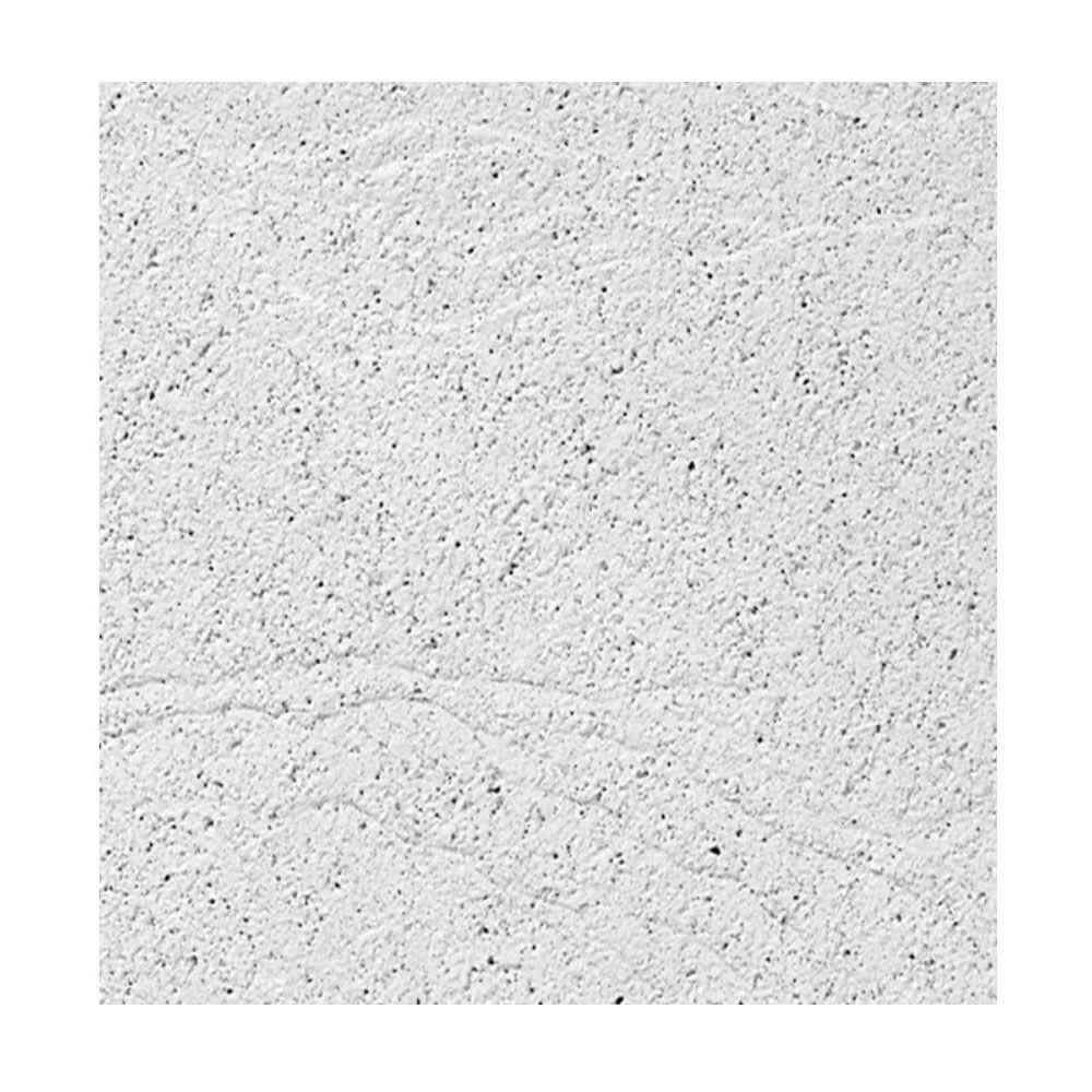 USG Ceilings Sandrift ClimaPlus Ft X Ft LayIn Ceiling Tile - 12 inch ceiling tiles home depot
