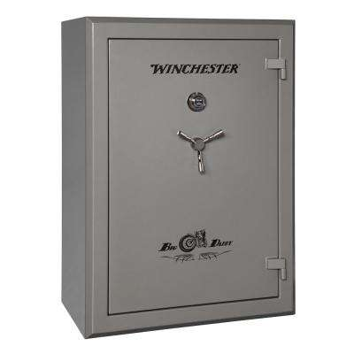 Big Daddy 37 cu. ft. 42-Gun 75 Minute Fire Resistant U.L. Mechanical Lock Gun Safe Gunmetal