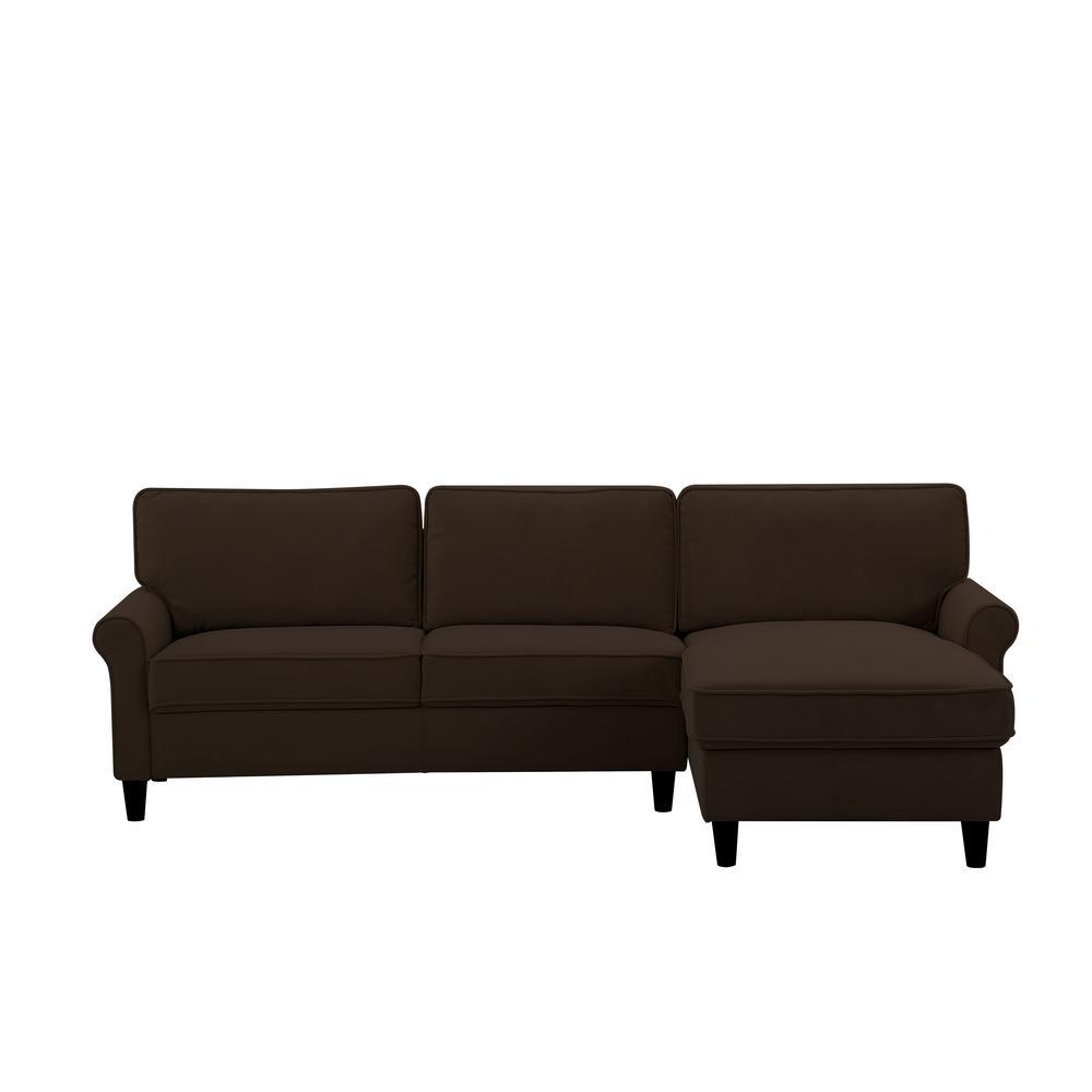 Maryland Chocolate Sofa