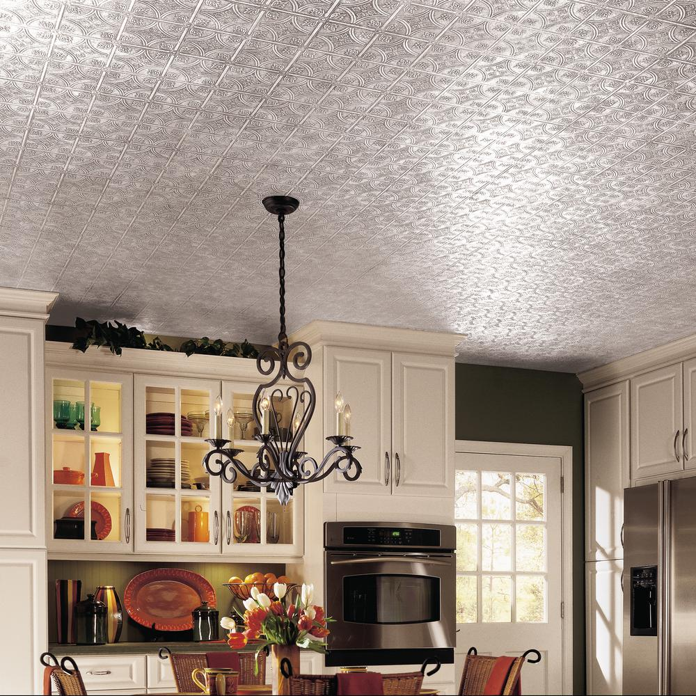 Armstrong Single Raised Panel Ceiling Tile