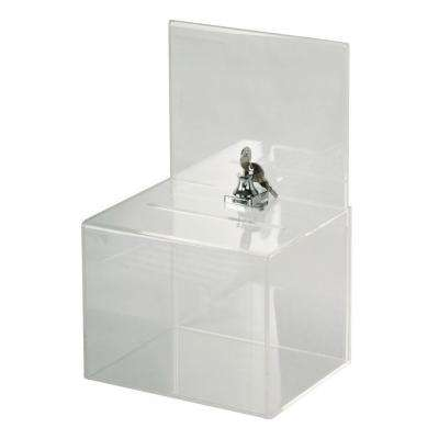 Large Acrylic Collection Box
