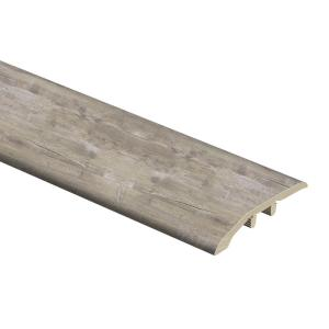 Lighthouse Oak 1/3 in. Thick x 1-13/16 in. Wide x 72 in. Length Vinyl Multi-Purpose Reducer Molding