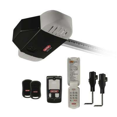 Chain Drive 750 3/4 HP Garage Door Opener with Battery Backup