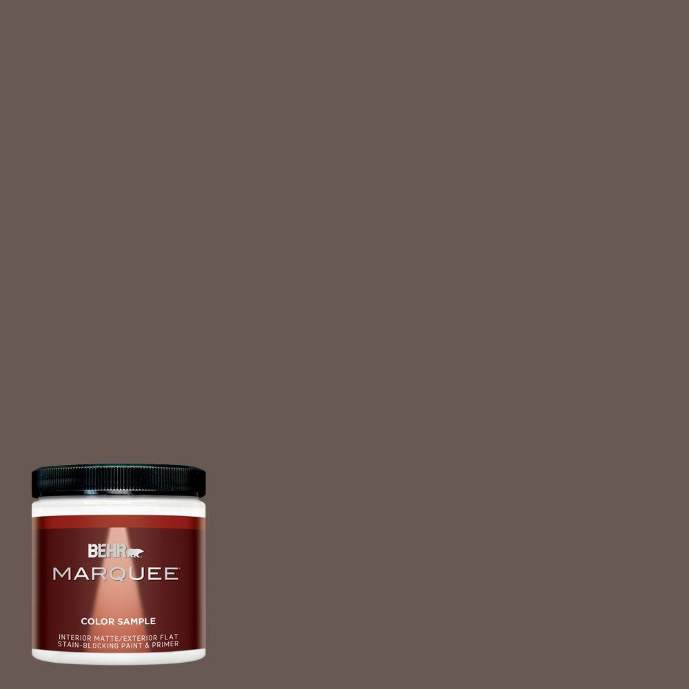 8 oz. #MQ2-44 Museum Matte Interior/Exterior Paint and Primer Sample