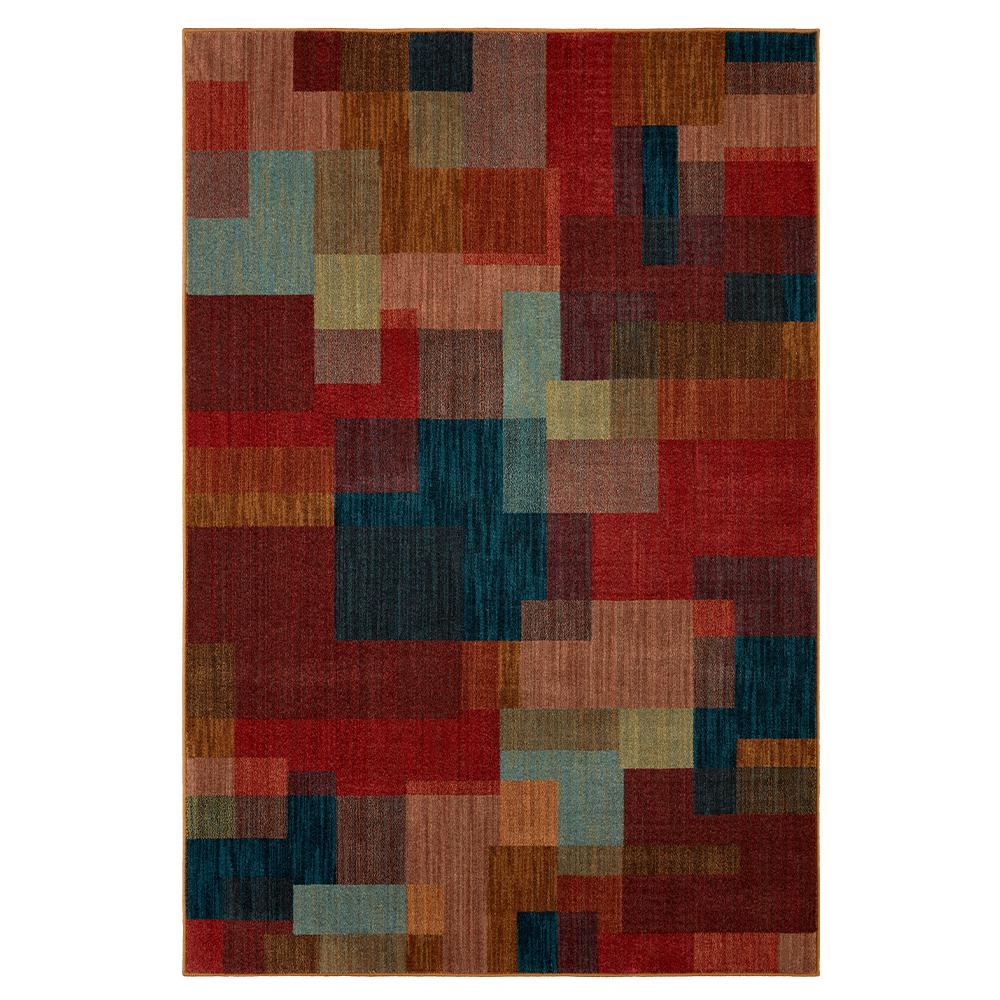 Completely new Multi-Colored - Area Rugs - Rugs - The Home Depot GJ99