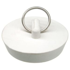 Danco 1-3/4 inch Kitchen Sink Stopper in White by DANCO