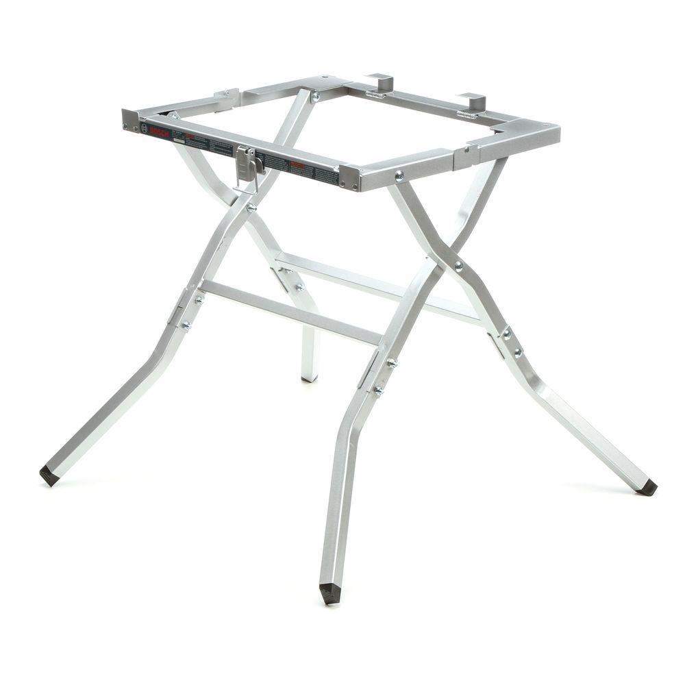 Bosch 10 in. Table Saw Folding Stand Works with Bosch GTS1031 Table Saw