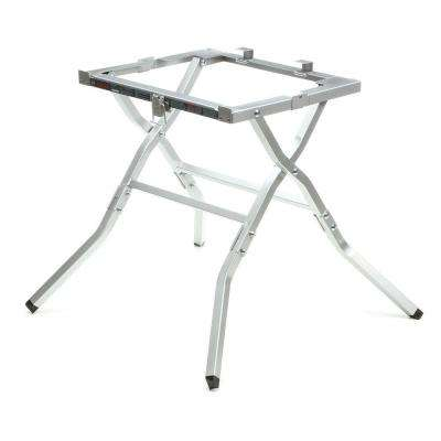 10 in. Table Saw Folding Stand Works with Bosch GTS1031 Table Saw
