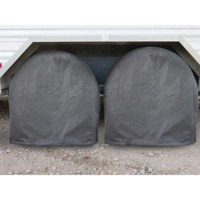 40 in. to 42 in. Pair Economy RV/Camper Wheel Cover