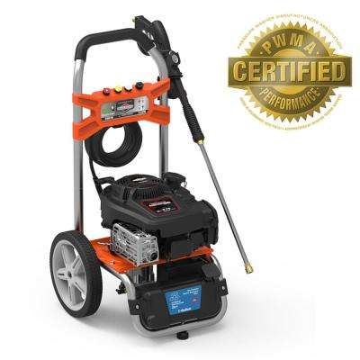 Briggs And Stratton Pressure Washers Outdoor Power Equipment The Home Depot