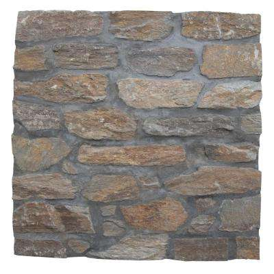 canyon creek natural quartzite wall