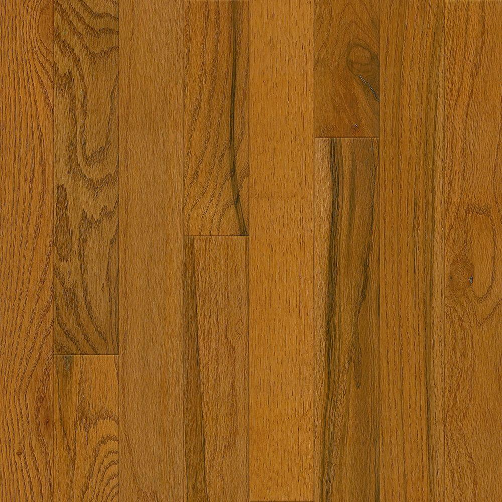 Bruce Plano Oak Stock 3 4 In Thick X 1