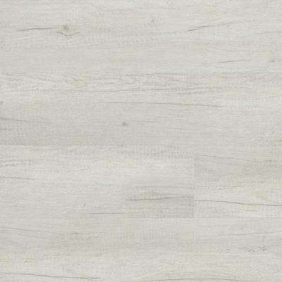 Mullen Home Morning Snowdust 8 mm Thick x 6.18 in. Wide x 50.79 in. Length Laminate Flooring (21.8 sq. ft. / case)