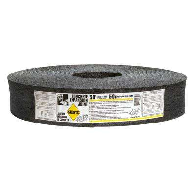 50 ft. Foam Expansion Joint