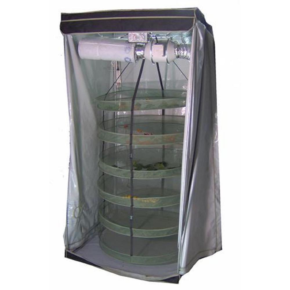 Ultimate Herb Dryer-VUHD1 - The Home Depot  sc 1 st  The Home Depot & Viagrow 3 ft. x 3 ft. Ultimate Herb Dryer-VUHD1 - The Home Depot