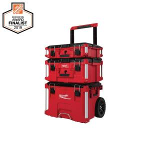 Deals on MILWAUKEE PACKOUT Portable Tool Box Kit
