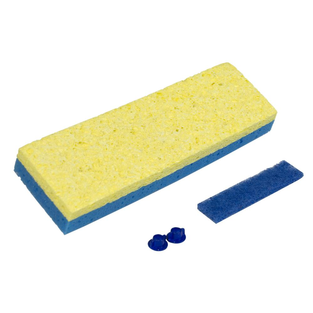 Quickie Automatic Sponge Mop Refill 442zqk The Home Depot