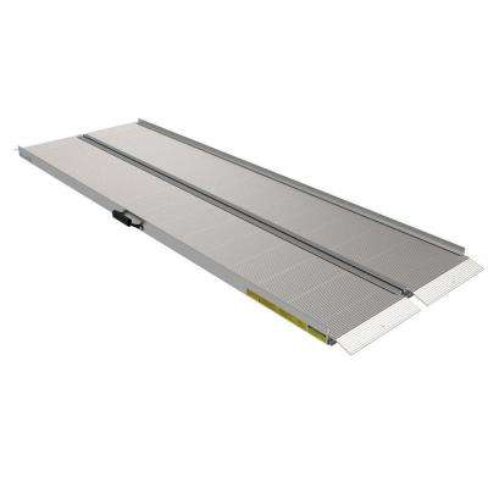 Traverse 8 ft. Aluminum Single Fold Ramp