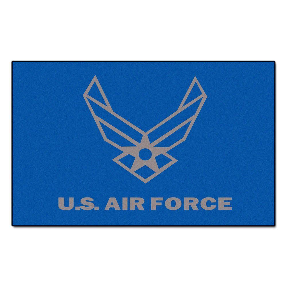 FANMATS U.S. Air Force 5 ft. x 8 ft. Ulti-Mat