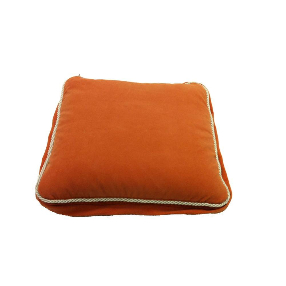 Carolina Pet Company Ultimate Apricot Throw Pillow