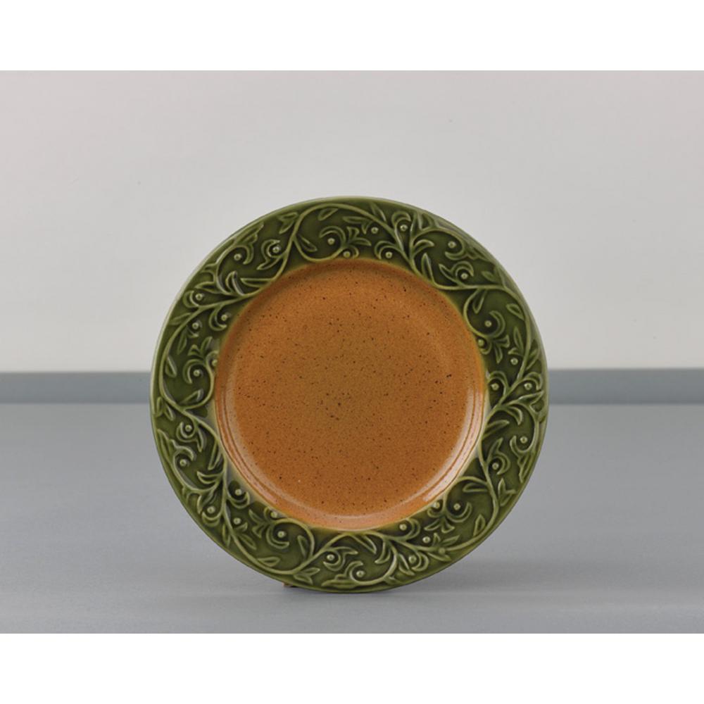 Verona Green Salad Plate (Set of 4)