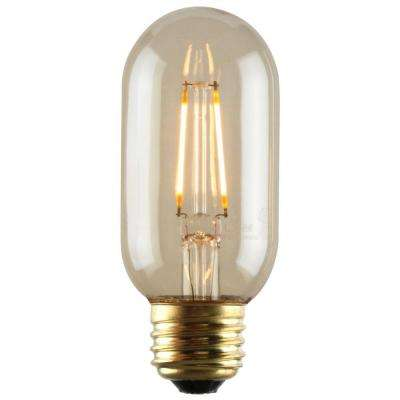 2W Equivalent Warm White T14 Nostalgia Dimmable LED Light Bulb