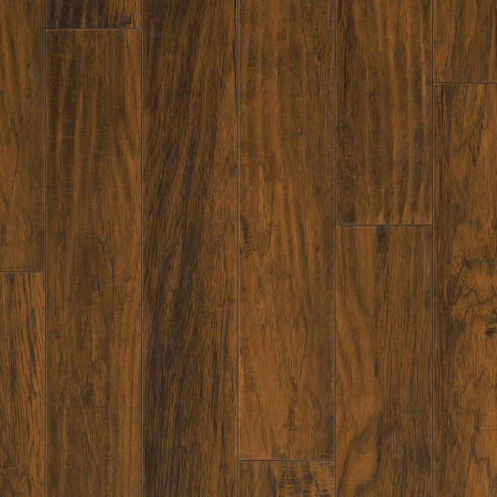 Home Decorators Collection Farmstead Hickory 12 Mm Thick X 6 1 16 In