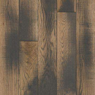 Tranquil Woods Oak Twilight Shadow 3/4 in. T x 5 in. Wide x Varying Length Solid Hardwood Flooring (23.5 sq. ft. / case)
