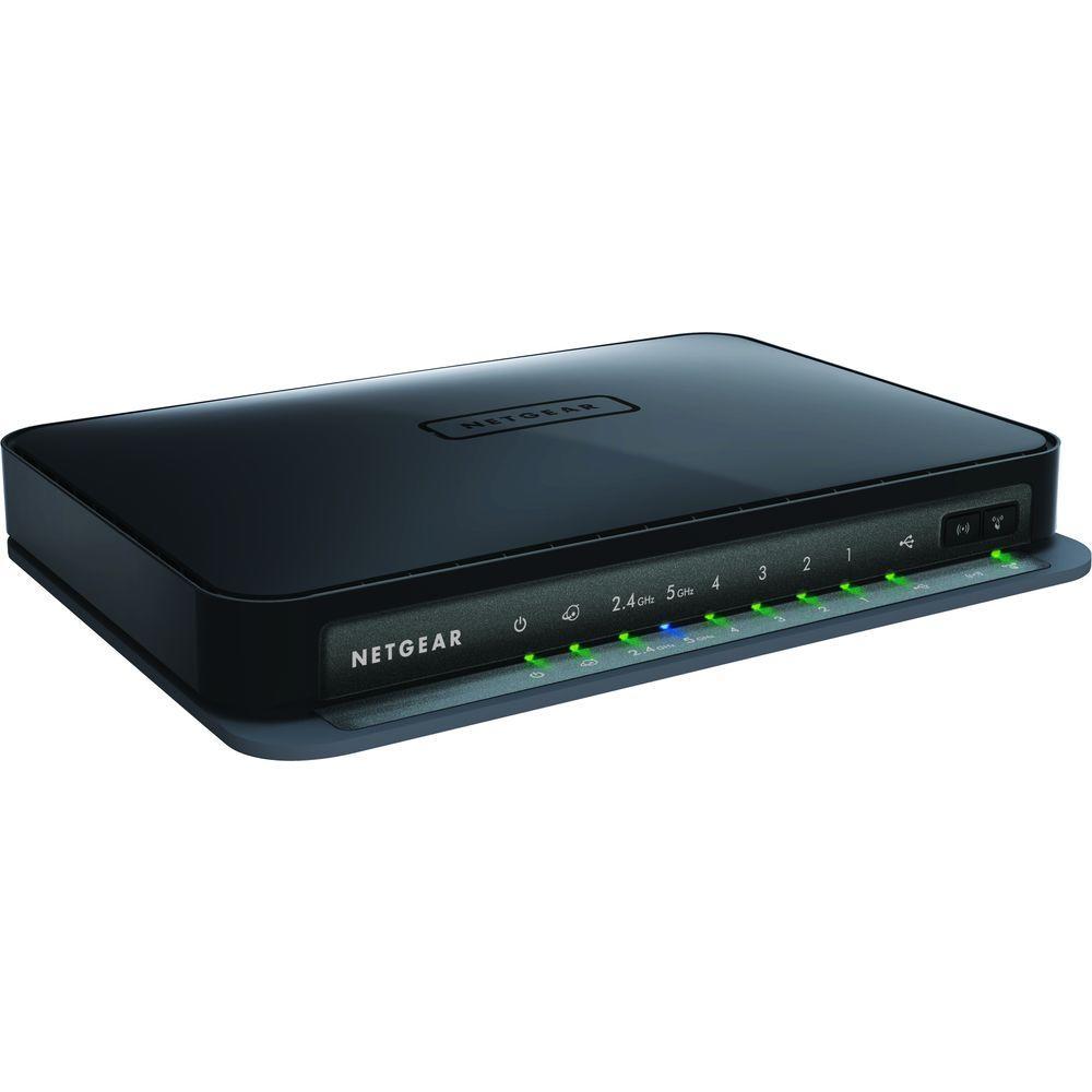 Netgear N750 Wireless N Dual-Band Gigabit Router-DISCONTINUED