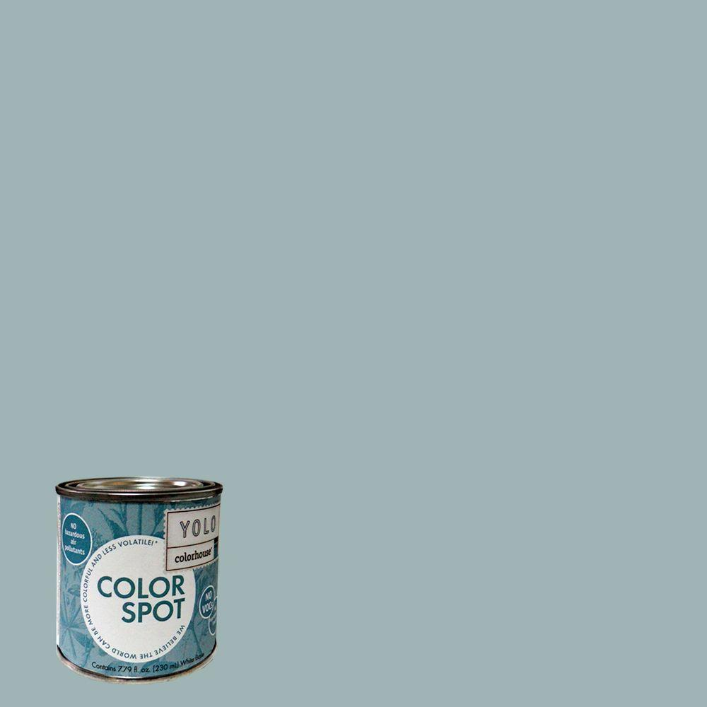 YOLO Colorhouse 8 oz. Water .04 ColorSpot Eggshell Interior Paint Sample-DISCONTINUED