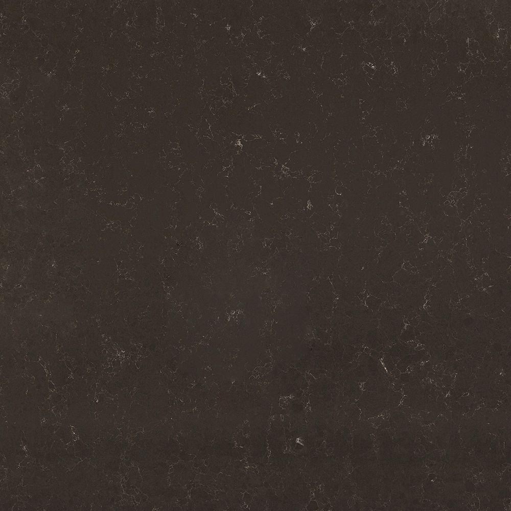 Silestone 2 in. x 4 in. Quartz Countertop Sample in Calypso