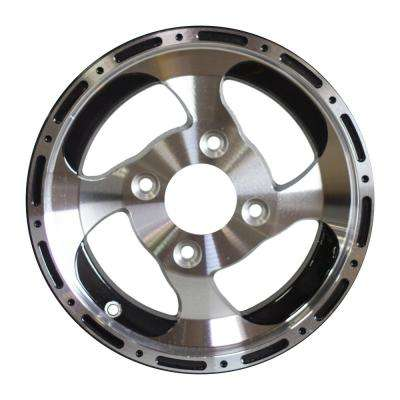 Rear Aluminum Wheel for Vector 500 Utility Vehicle