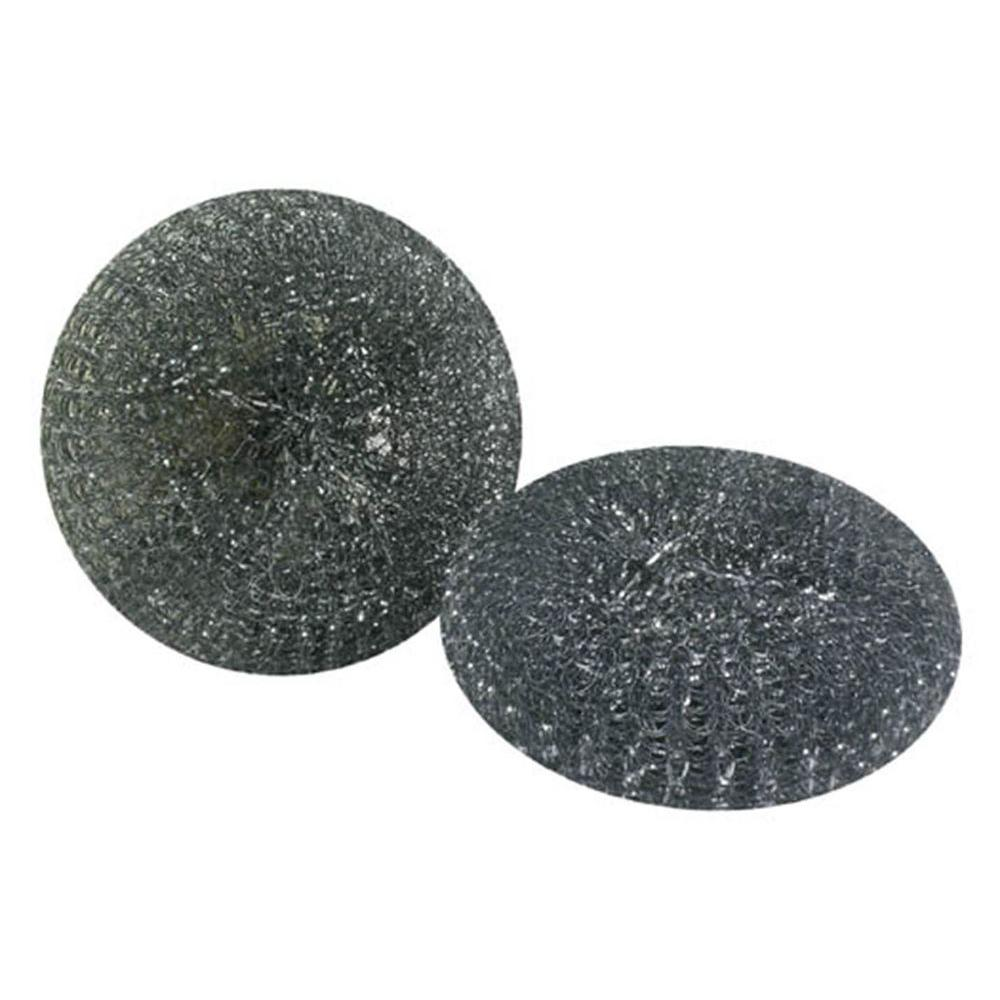 Quickie Wire Mesh Scourer (2-Pack)-5041 - The Home Depot