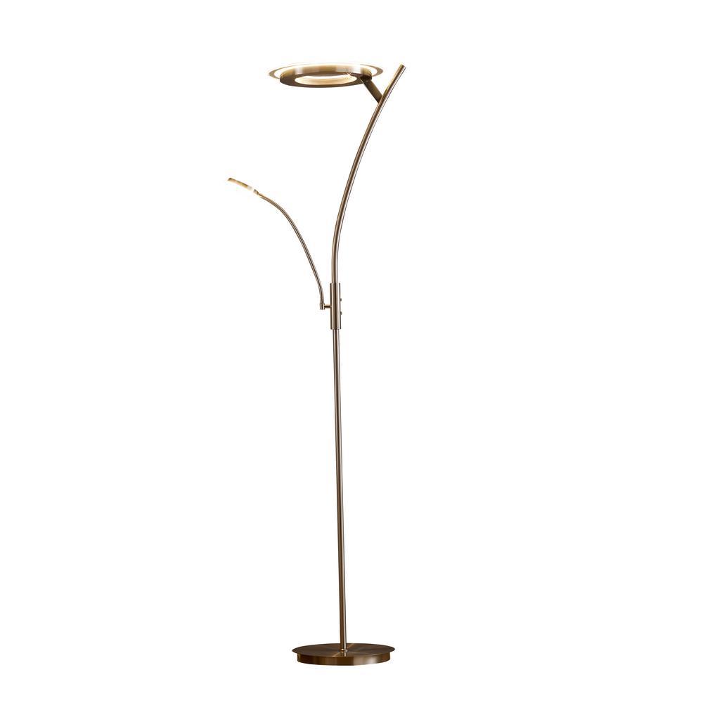 Floor Lamps Reading Lights Interior Design Ideas