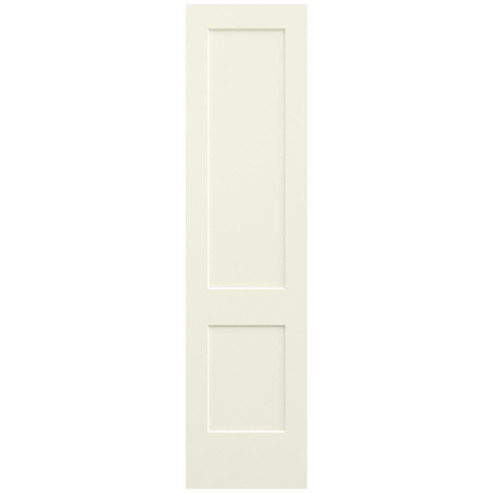 Jeld Wen 24 In X 96 In Monroe Vanilla Painted Smooth