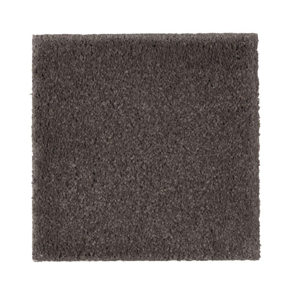 Gazelle I - Color Leather Tone Texture 12 ft. Carpet