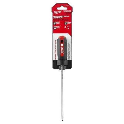 3/16 in. x 6 in. Cabinet Screwdriver with Cushion Grip
