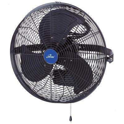 IndoorOutdoor Wall Portable Fans Heating Venting Cooling