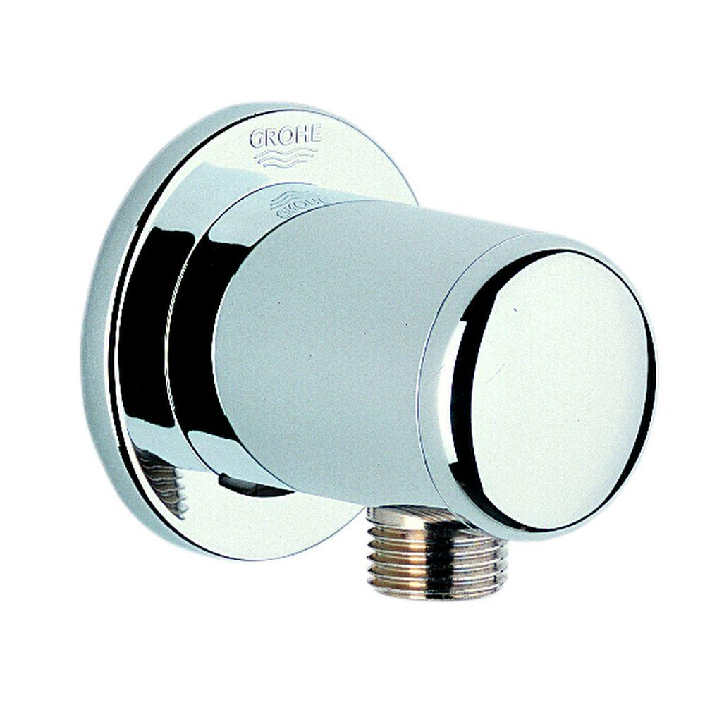 Moen Drop Ell In Oil Rubbed Bronze A725orb The Home Depot