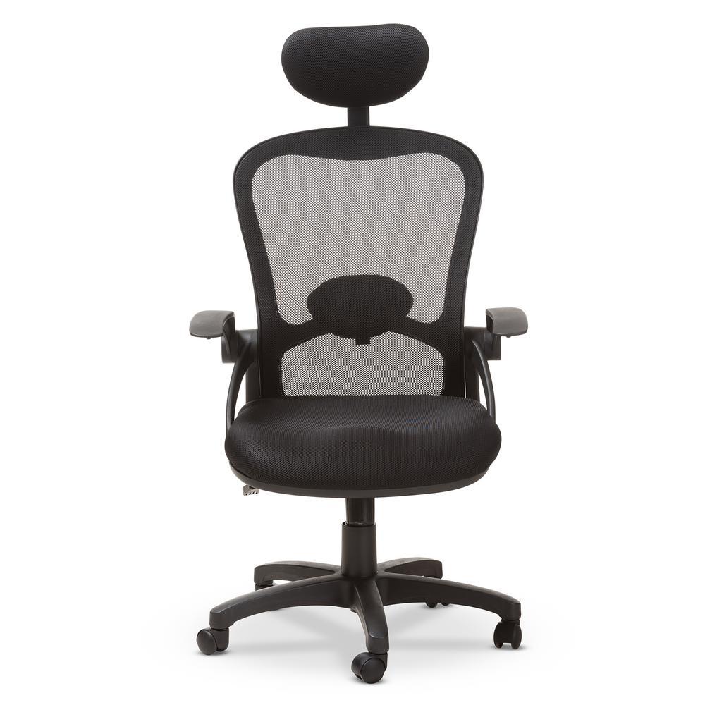 Ernst Black Office Chair
