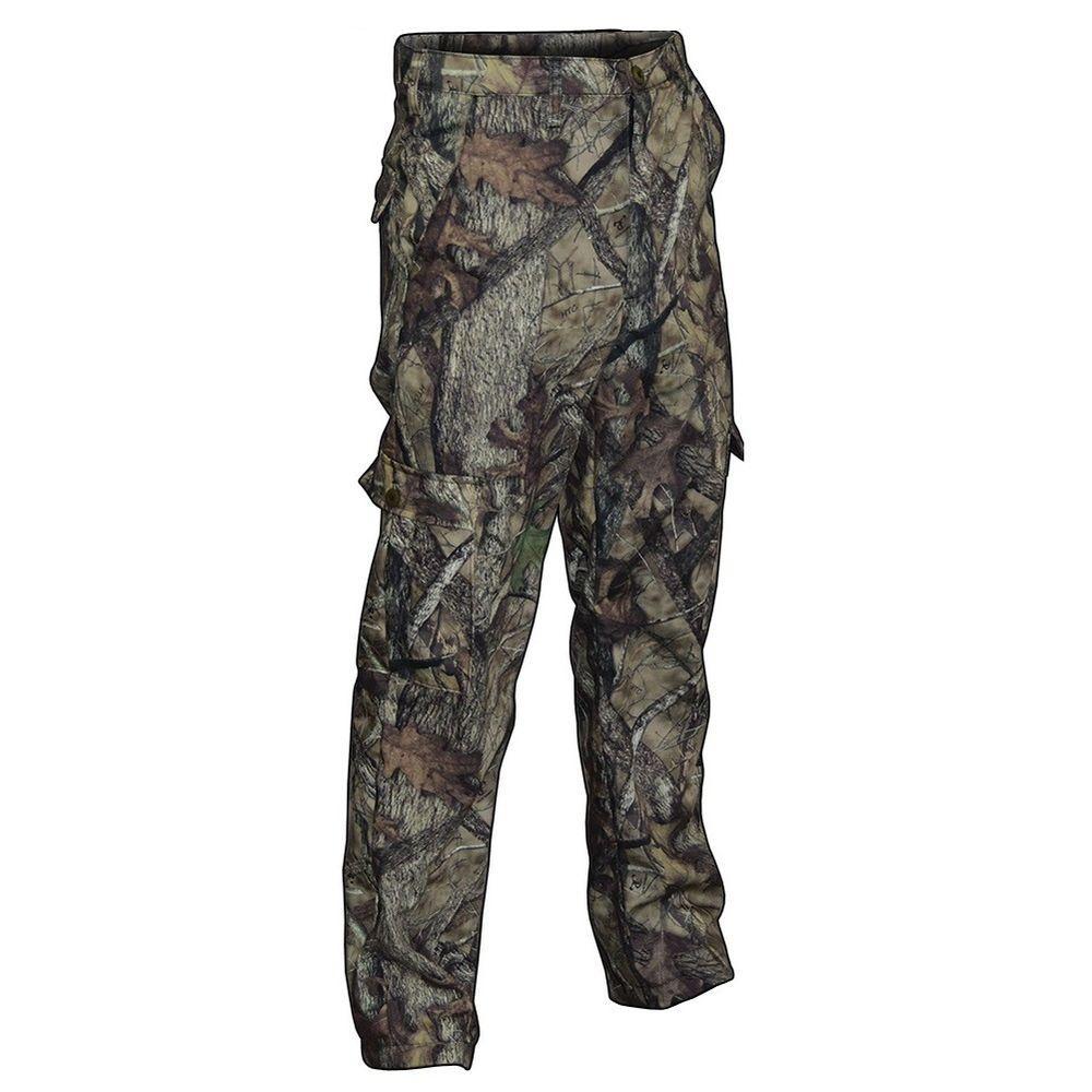 TrueTimber Camo Men's Medium Camouflage 6-Pocket Poly Cotton Hunting Pant