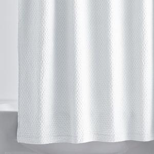 Legends Sterling 72 in. White Shower Curtain
