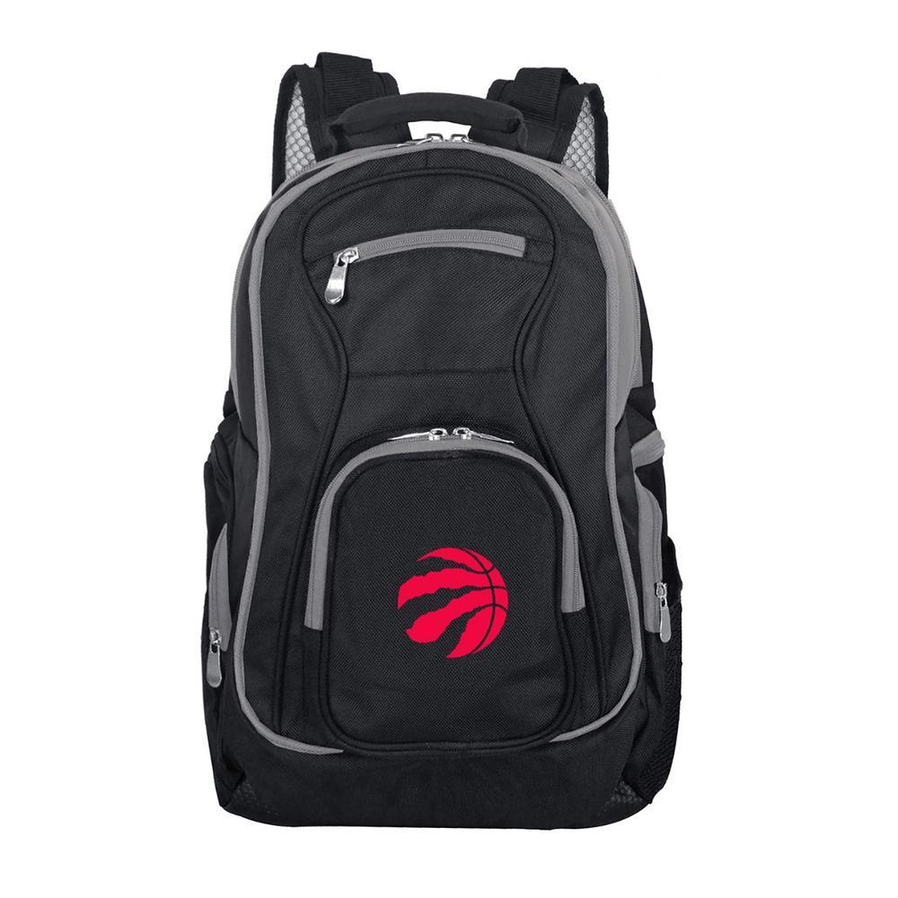 Denco NBA Toronto Raptors 19 in. Black Trim