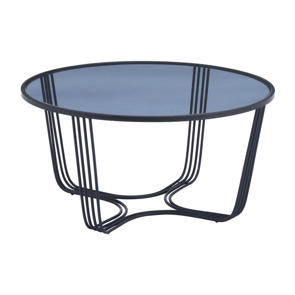 Tempo Black Coffee Table