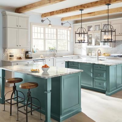 Thomasville Kitchen Cabinets >> Thomasville Classic Farmhouse Custom Kitchen Cabinets Hdinstaesd