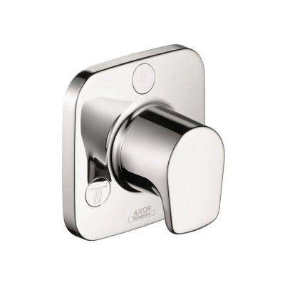 Axor Bouroullec 1-Handle Trio/Quattro Diverter Valve Trim Kit in Chrome (Valve Not Included)