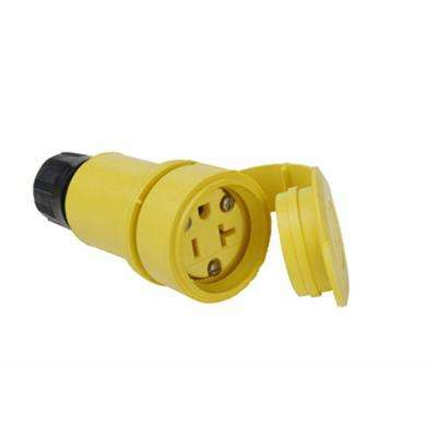 20 Amp 125-Volt Watertight Connector